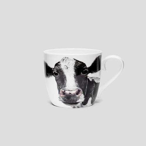 KARVUTĖ puodelis 415ml, porc.