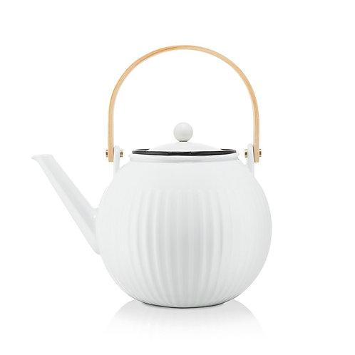 DOURO arbatinukas su filtru, 1,5l, porcelianas