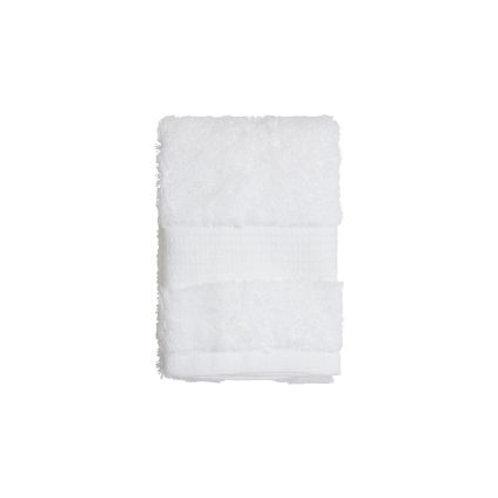 Vonios rankšluostis, baltas, 30 x 50 cm