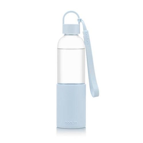 MELIOR gertuvė, plastikas 0,5l, melsva
