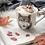 Thumbnail: VILKAS puodelis 415ml, porc.