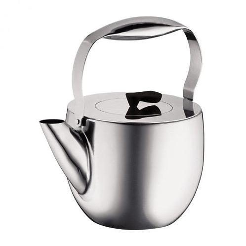COLUMBIA, arbatinukas su filtru, 1,5l, nerūdijantis plienas, blizgus