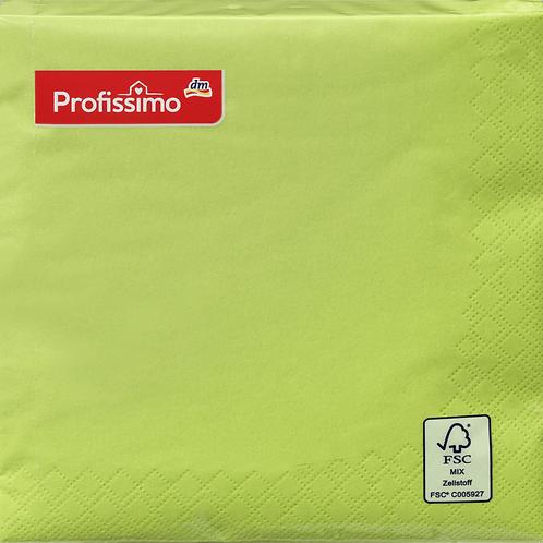Popierinės servetėlės SALOTA, 33 x 33, 30vnt.