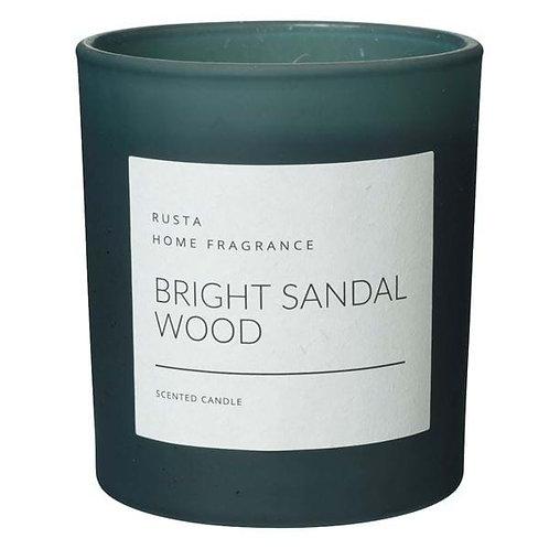 BRIGHT SANDAL WOOD, kvepianti žvakė