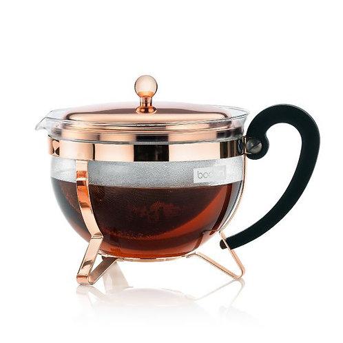 CHAMBORD, arbatinukas su filtru, 1,3l, vario spalva