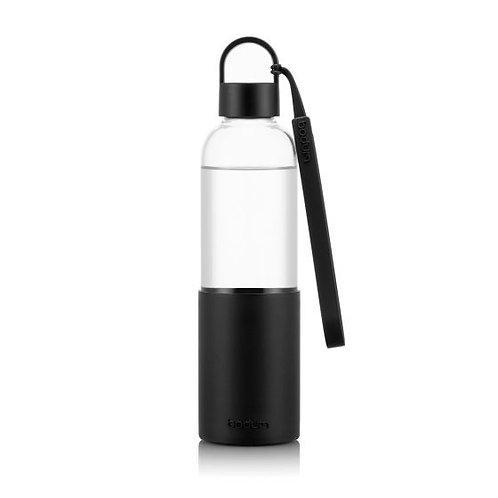 MELIOR gertuvė, plastikas 0,5l, juoda