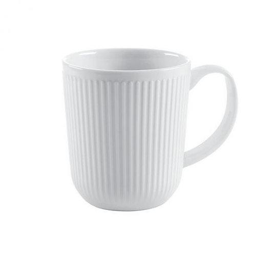 DOURO, porceliano puodeliai, 2vnt., 0,35l