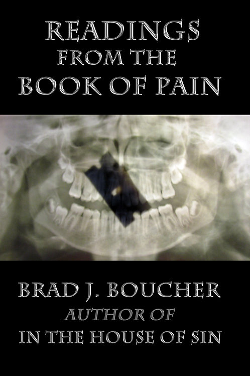 Readings from the Book of Pain LIMITED ED. SIGNED