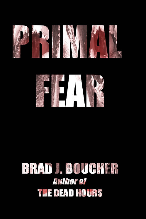 Primal Fear SIGNED EDITION