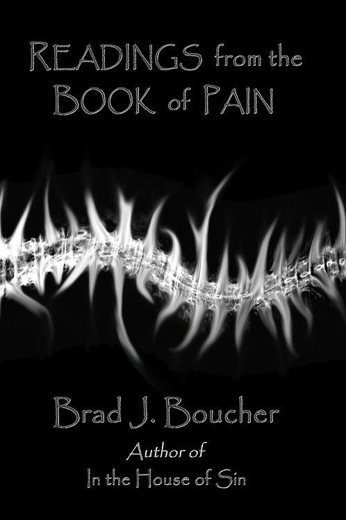 Readings from the Book of Pain SIGNED EDITION