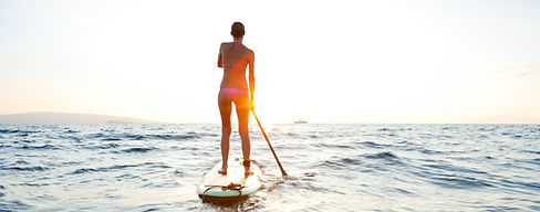 Paddle Boarding & Kayaking Yacht Charter
