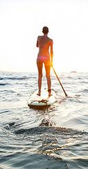 stand-up paddle la baule