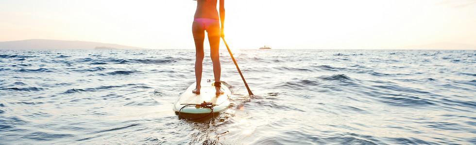 老若男女問わず体験出来るのもSUPの魅力です。 沖縄の美ら海と一体化する心地良さを私たちと一緒に楽しみましょう。