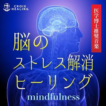 脳のストレス解消ヒーリング mindfulness