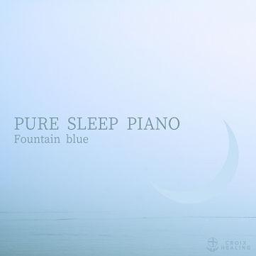 PURE SLEEP PIANO Fountain blue