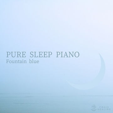 PURE SLEEP PIANO Fountain blue