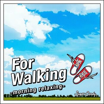 『Track Maker R / For Walking -morning relaxing-』5月21日リリース!