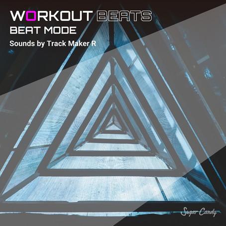 『Track Maker R / WORKOUT BEATS BEAT MODE』9月17日發售!