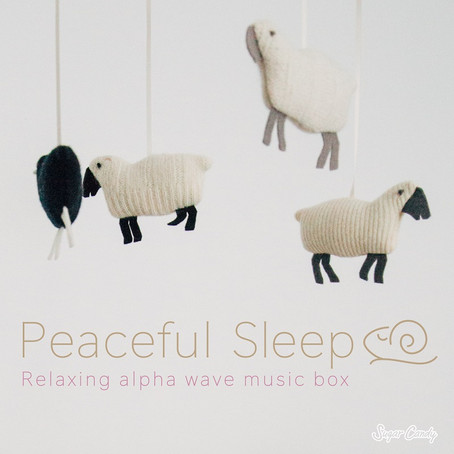 『RELAX WORLD / 和平睡眠-每個人都可以睡覺的阿爾法波八音盒-》8月27日發布!