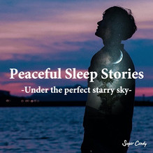 『RELAX WORLD / Peaceful Sleep Stories -Under the perfect starry sky-』4月9日リリース!