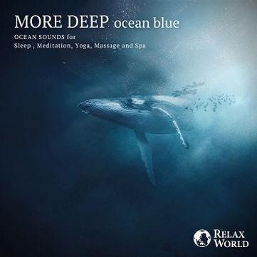 MORE DEEP ocean blue