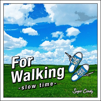 『Track Maker R / For Walking -slow time-』5月14日リリース!
