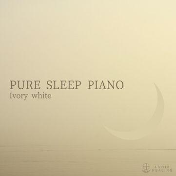 PURE SLEEP PIANO Ivory white