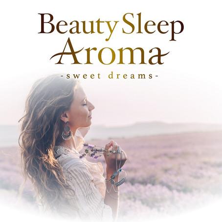 『Healing Aroma〜舒適治癒的睡眠』CD於9月8日發行!