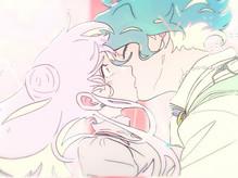 アルバム関連動画累計150万再生突破記念!人気声優の「神谷浩史」、「三森すずこ」を迎えて制作された『トベタ・バジュン/すばらしい新世界』のアニメ・バージョンのMVが完成!