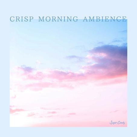 『RELAX WORLD / CRISP MORNING AMBIENCE』9月24日發售!