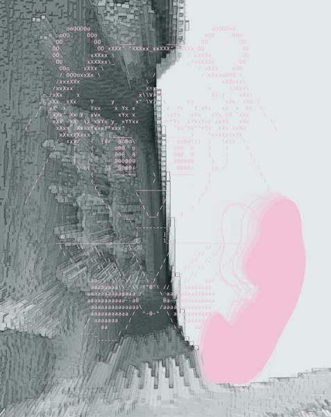 musica falsa magazine illustration
