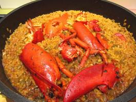 Asturias sea food