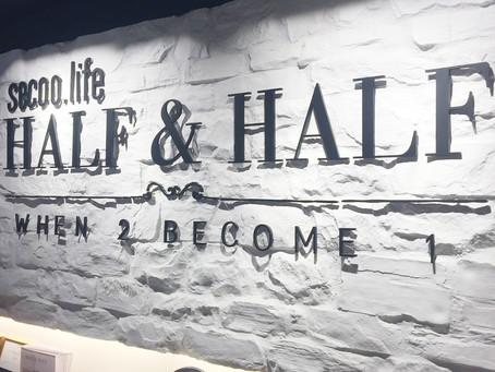 Secoo.Life X Half & Half Workshop ( Joicy )