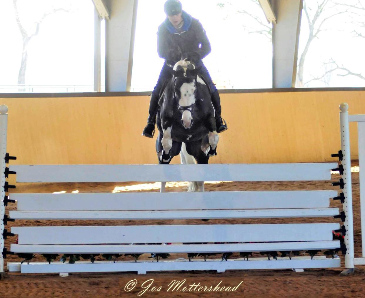Pallido Blu CF Jump