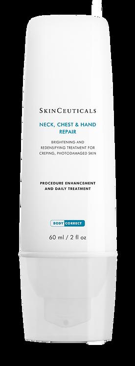 Neck Chest & Hand repair