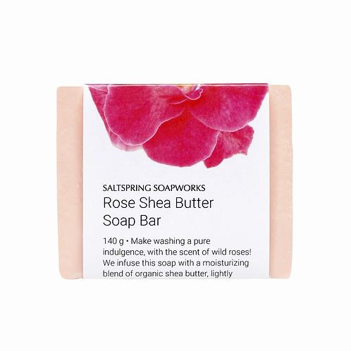 Soap Bar - Rose Shea Butter
