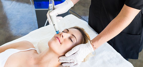 Willow Medical Hydrafacial MD treatment