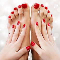Manicure & Pedicures