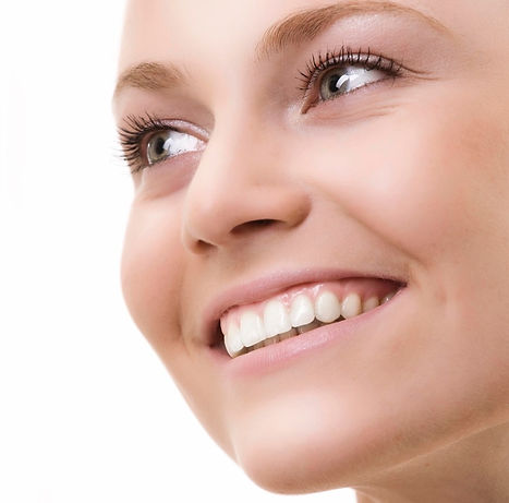 Beautiful smile suggesting lip treatment using fillers at Willow Medical Aesthetics