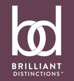 Allergan Brilliant Distinctions logo
