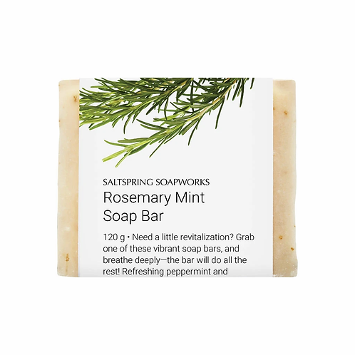 Rosemary Mint Soap Bar