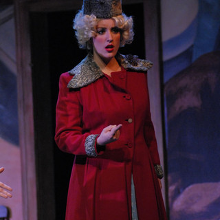 Elsa in Flora the Red Menace