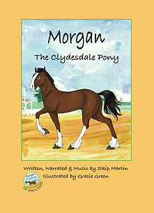 Morgan The Clydesdale Pony-Final Updated