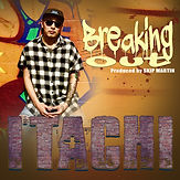 Itachi-Breaking Out-CD Cover-Producer, W