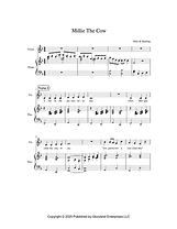 1st Scene thru Millie Morgan the Clydesd