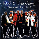 Greatest Hits Live-Kool & the Gang-Frees