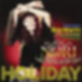 Nori-Holiday-CD Cover-Producer, Vocals,