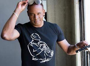 Skip Martin-Promo Photo-T-shirt-Trumpet