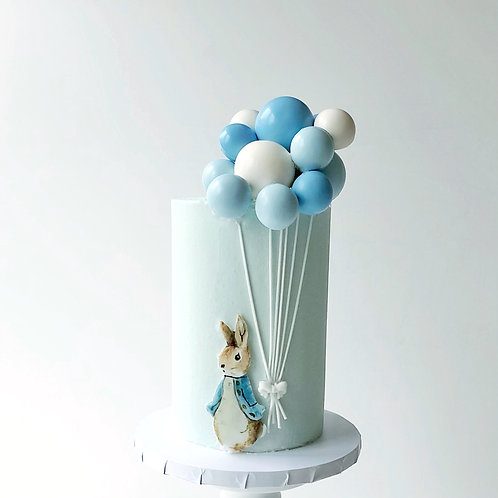 Peter Rabbit Buttercream Cake COLLECTION ONLY