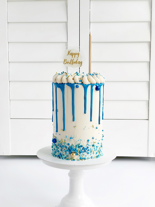 Buttercream Drip Cake COLLECTION ONLY